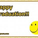 卒業おめでとう!英語で何て言う?メッセージカードに使える!