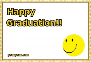 Happy graduation!!