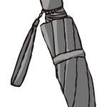 折りたたみ傘のおすすめは?メンズ向けランキングはこれ!
