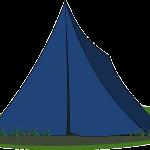 キャンプのテント!初心者のおすすめは?種類を要チェック!