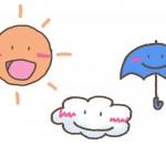 降水確率とは?意味を知って天気予報を楽しもう!