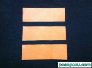 カブトムシの折り紙の折り方42