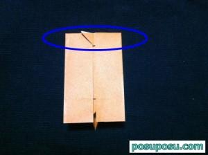 カブトムシの折り紙の折り方18