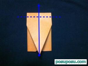 カブトムシの折り紙の折り方19