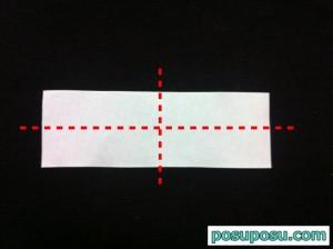 カブトムシの折り紙の折り方43