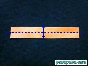 カブトムシの折り紙の折り方45